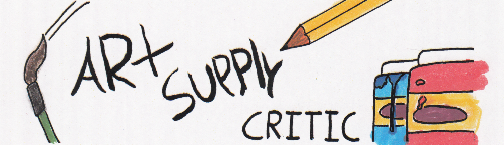 Art Supply Critic