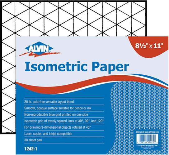 30 degree isometric graph paper pdf